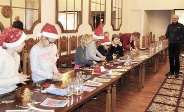 Žilinské a krasnojarské deti vzájomne spoznávali vianočné tradície