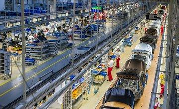 Kia rekordný počet vyrobených modelov a motorov 2016