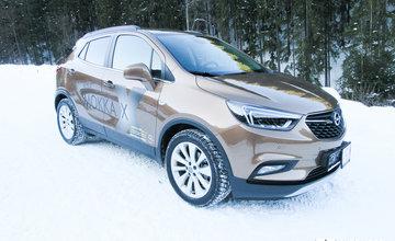 Redakčný test Opel Mokka X - fotogaléria