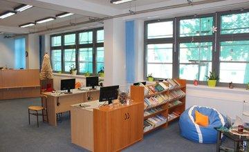 Rekonštrukcia knižnice UNIZA