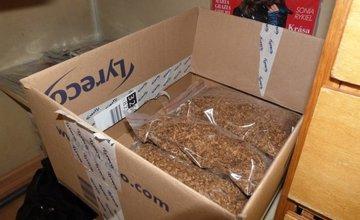 Predaj neoznačeného tabaku v stánkoch v Bytči a na Kysuciach