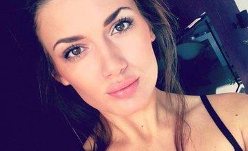 Finalistka Miss Slovensko 2017 Simona Straková