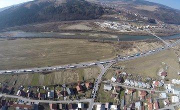 FOTO+VIDEO: Druhá protestná akcia za urýchlenie dostavby Kysuckej D3