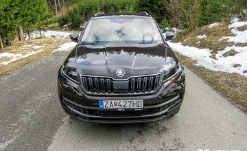 Redakčný test Škoda Kodiaq