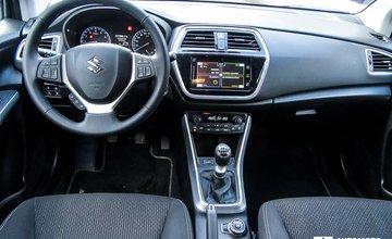 Redakčný test Suzuki SX4 S-Cross