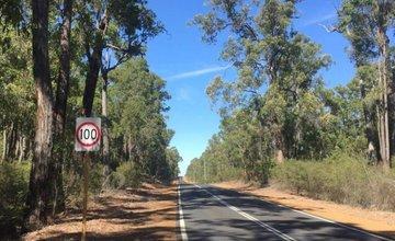 500 km naprieč Austráliou