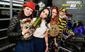 Pozvánka na Videooldies party v žilinskom *enjoyclub-e