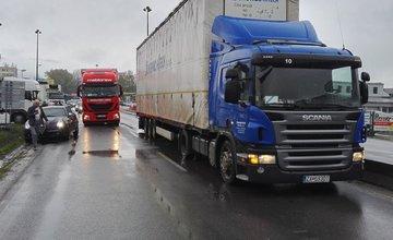 Dopravná situácia v Žiline - 18.4.2017