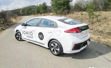 Redakčný test Hyundai Ioniq