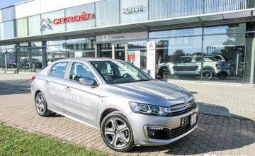 Redakčný test Citroën C-Elysée