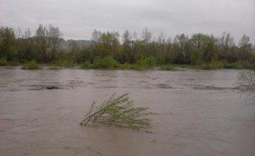 Záplavy, povodne a kamenná lavína vo Višňovom