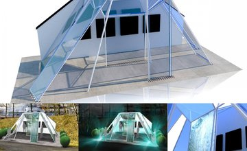 Architektonická súťaž Monument Oravskej priehady - súťažné návrhy