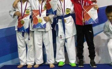 Karate Klub Žilina na Majstrovstvách SR 2017