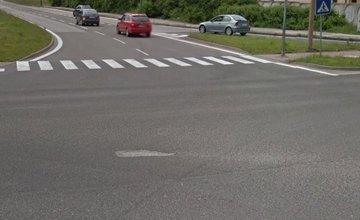 Jamy na Košickej ulici a v križovatke