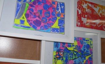 Umelecky nadané deti skrášili obrazmi FNsP Žilina