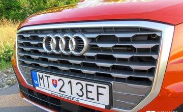 Redakčný test Audi Q2