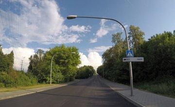 Na Rosinskej ceste začali s frézovaním starej cesty