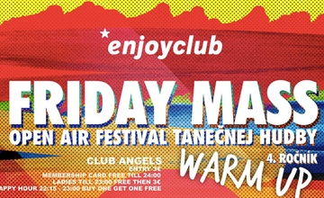 Pozvánka: WARM UP víkend *enjoyclub-e Žilina