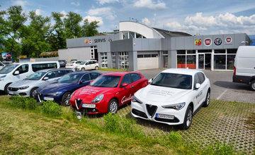 Nový showroom značiek Alfa Romeo, Fiat, Fiat Professional a Abarth v Žiline