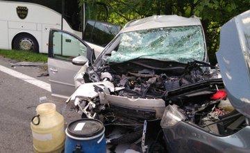 Tragická nehoda, Biely Potok, Ružomberok - 25.6.2017
