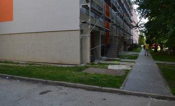 Pracovný úraz, ulica Jaseňová, Solinky - 26.6.2017
