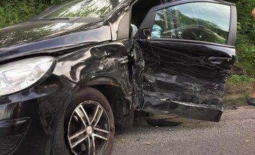 Dopravná nehoda pri Žiline - 28.6.2017