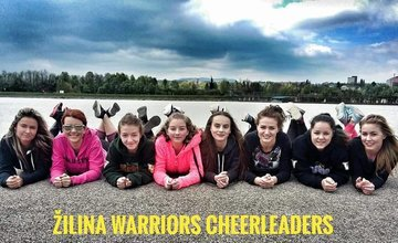 Žilina Warriors Cheerleaders