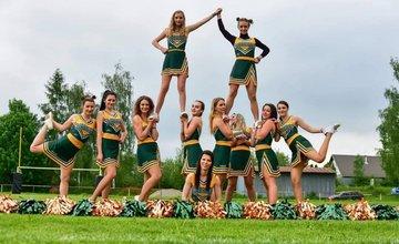Žilina Warriors Cheerleaders
