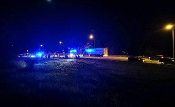 Dopravná nehoda na Rajeckej ceste - 3.7.2017