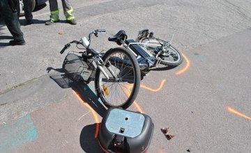 Dopravná nehoda v Martine, pri ktorej zomrel cyklista