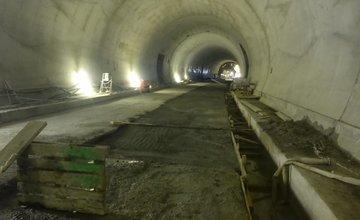 Aktuálne fotografie z výstavby tunela Ovčiarsko k 14.7.2017