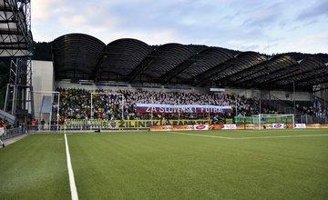 MŠK Žilina - FC Kodaň 2. predkolo - 12. júla 2017