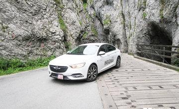 Opel Insignia Grandsport - redakčný test