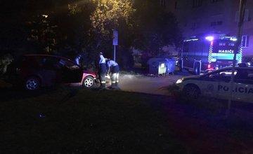 Dopravná nehoda na ul. Štefánikova v Žiline 3.8.2017