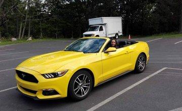 Reportáž: S Mustangom v uliciach Philadelphie