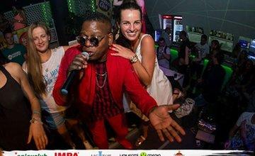 Pozvánka na ukončenie leta v *enjoyclube - Kubánska noc s Eusebio