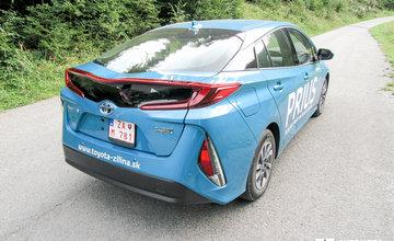 Redakčný test: Toyota Prius Plug-in Hybrid