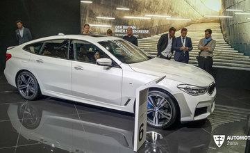Autosalón vo Frankfurte nad Mohanom 2017
