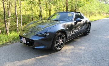 Redakčný test: Mazda MX-5 RF