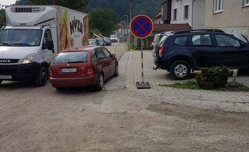 Aktuálna dopravná situácia v Považskom Chlmci