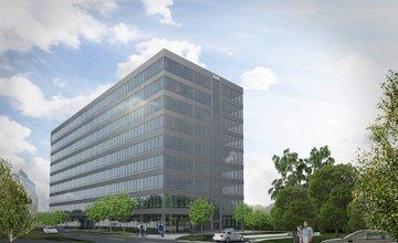 FOTO: Pripravovaná stavba ďalšej administratívnej budovy na Obchodnej ulici
