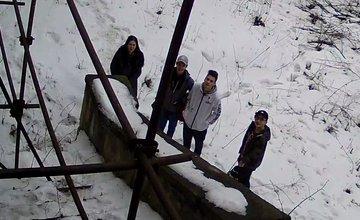 Krádež a poškodzovanie kamier v areáli kaštieľa v Bytčici