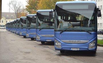 SAD Žilina dnes uviedla do prevádzky autobusy novej generácie