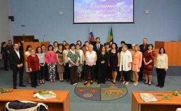 ŽSK ocenil 39 osobností z oblasti sociálnych služieb a zdravotníctva
