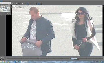 Podozrivý muž a žena z krádeže v Liptovskom Mikuláši