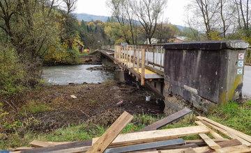 Rekonštrukcia mosta v obci Varín