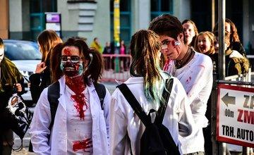 Zombie Walk 2016 Žilina