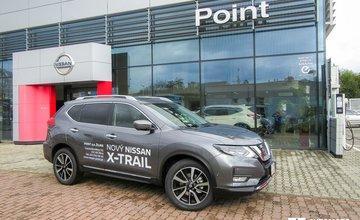 Redakčný test Nissan X-Trail