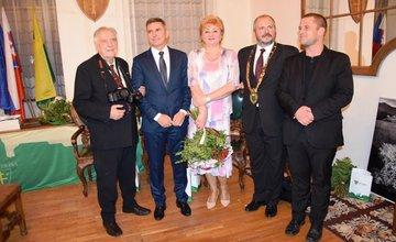 Ocenenie osobností mesta Žilina