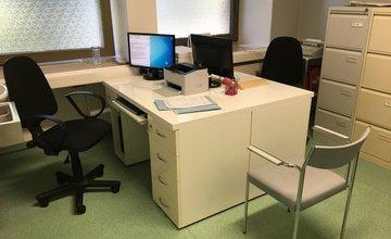 Nový kancelársky nábytok na oddelení urológie FNsP Žilina